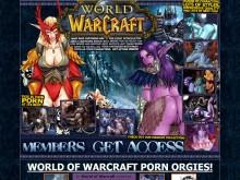 WoW First Porn Sex Site