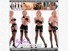 Nylon Hotties
