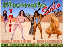 Shemale Solo