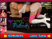 I Love Fishnet