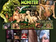 Monster 3D Hardcore Fright