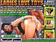 Ladies Love Toys