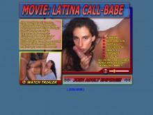 Video: Latina call-babe
