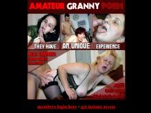 Amateur Granny Porn