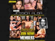Hardcore Jessica Alba