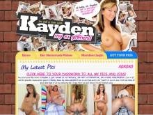 Kayden Girlfriend